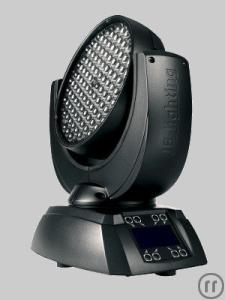 JB-Lighting A7 LED Zoom Movinglight