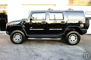Hummer H2 inkl. Chauffeur